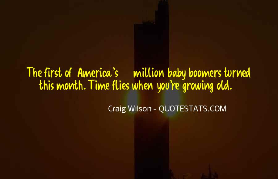 Quotes About Boomers #1584821