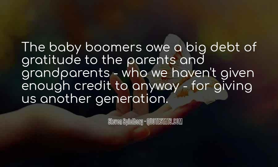 Quotes About Boomers #1716762
