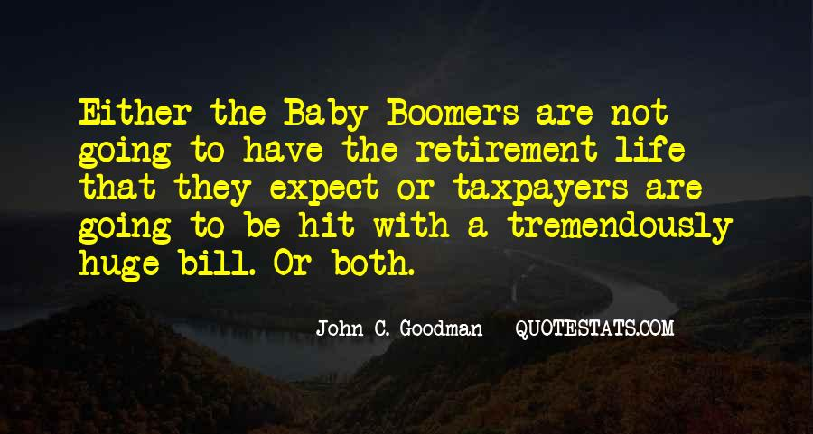 Quotes About Boomers #607143