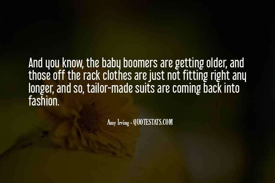 Quotes About Boomers #716034