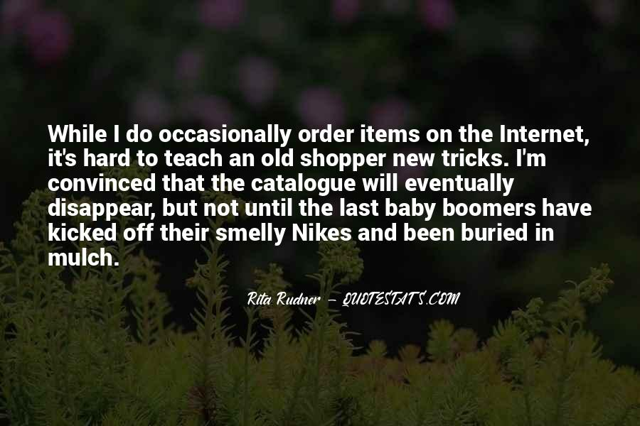 Quotes About Boomers #737088