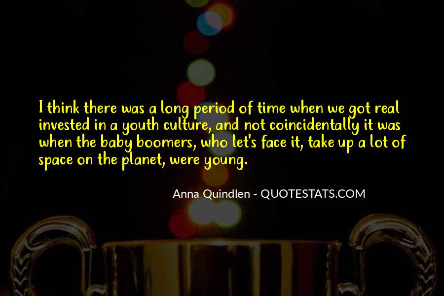 Quotes About Boomers #745937