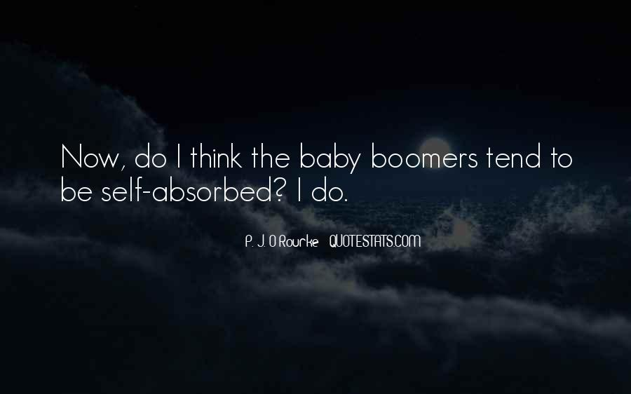 Quotes About Boomers #825038