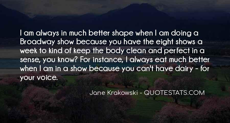 Quotes About Broadway Shows #1471830