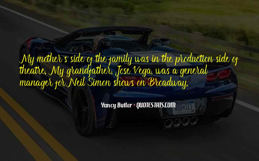Quotes About Broadway Shows #707037