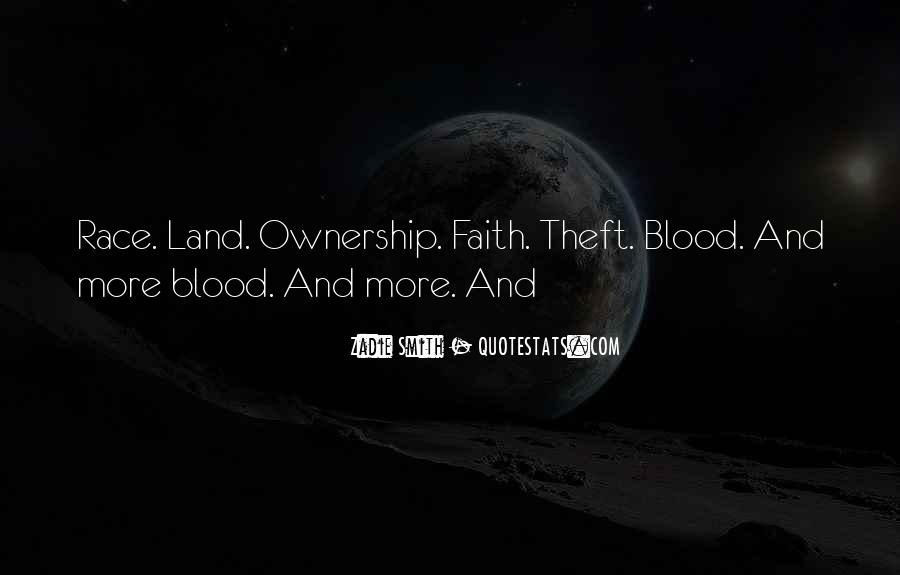 Quotes About Ownership Of Land #1284783