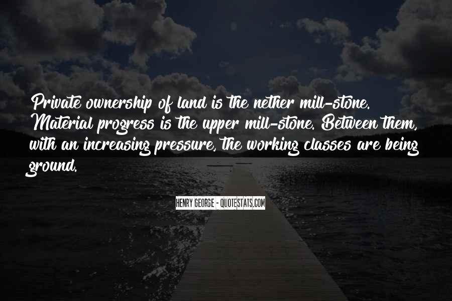 Quotes About Ownership Of Land #134213