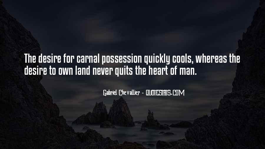 Quotes About Ownership Of Land #1467557
