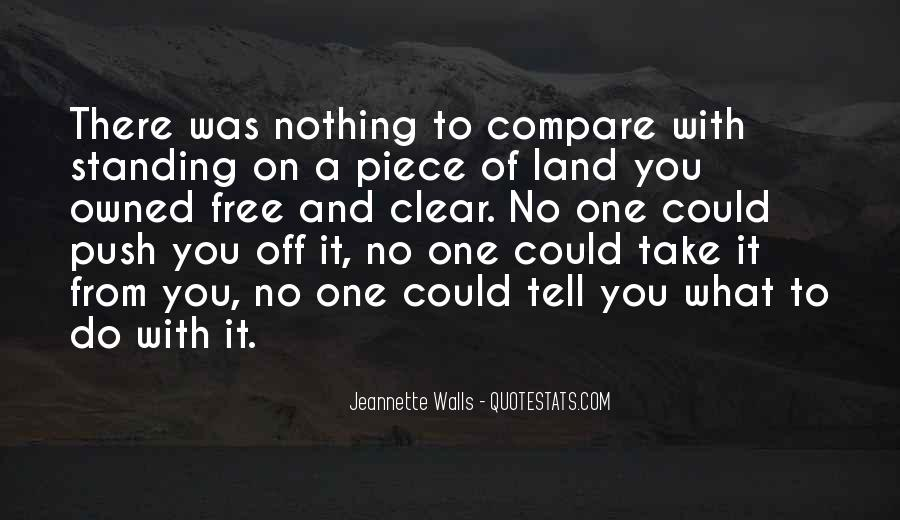 Quotes About Ownership Of Land #508821