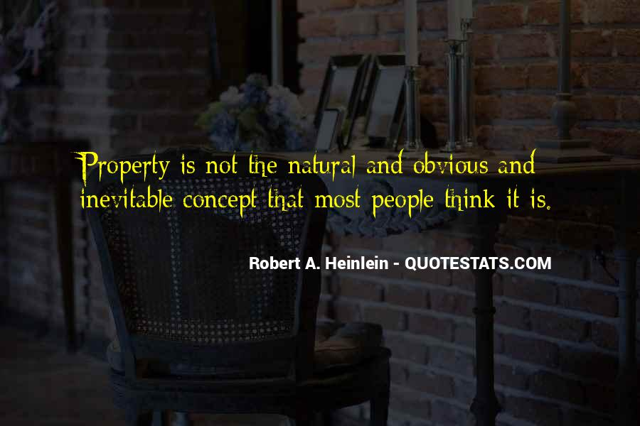 Quotes About Ownership Of Land #614800