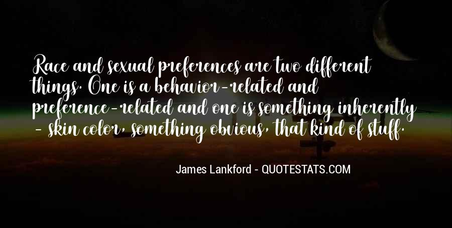 Quotes About Obvious Things #1007622
