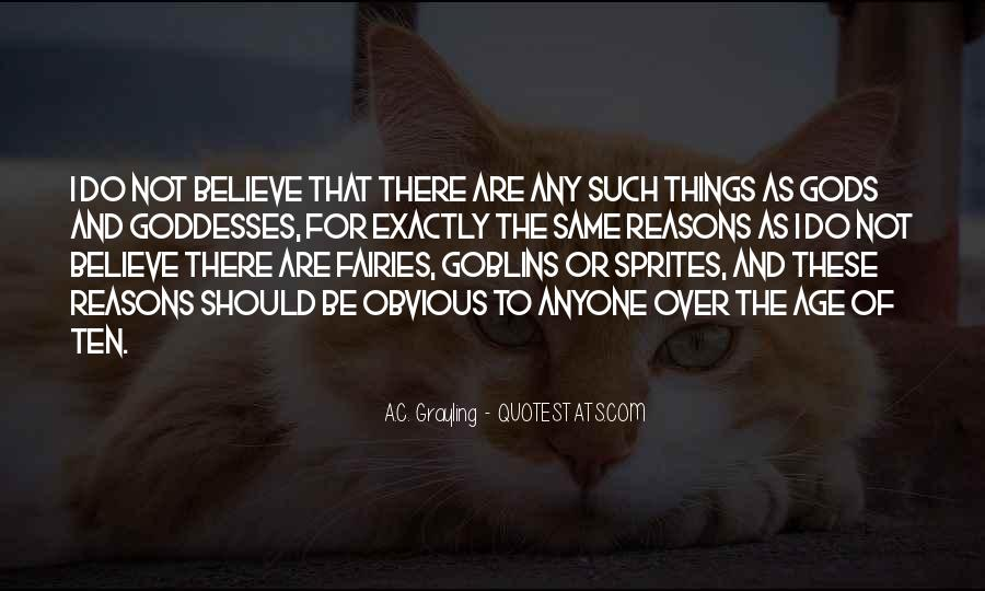 Quotes About Obvious Things #1250022