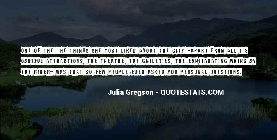 Quotes About Obvious Things #372872