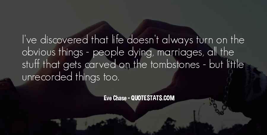 Quotes About Obvious Things #573896