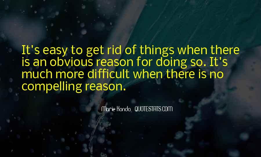 Quotes About Obvious Things #73775
