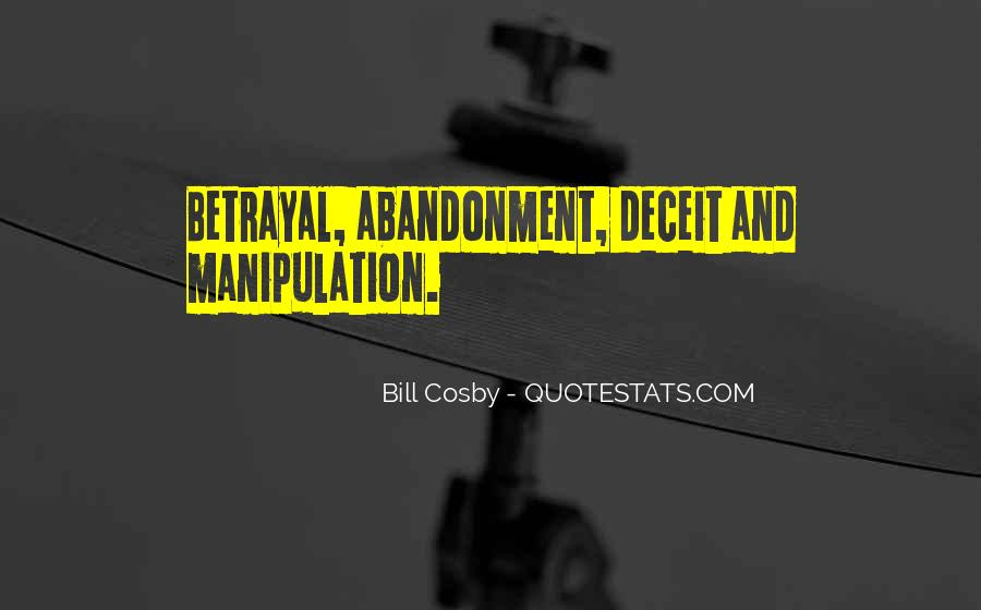 Quotes About Manipulation And Lying #871678