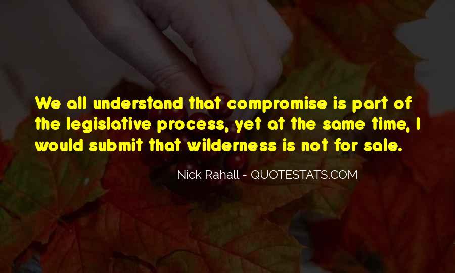 Quotes About The Legislative Process #111933