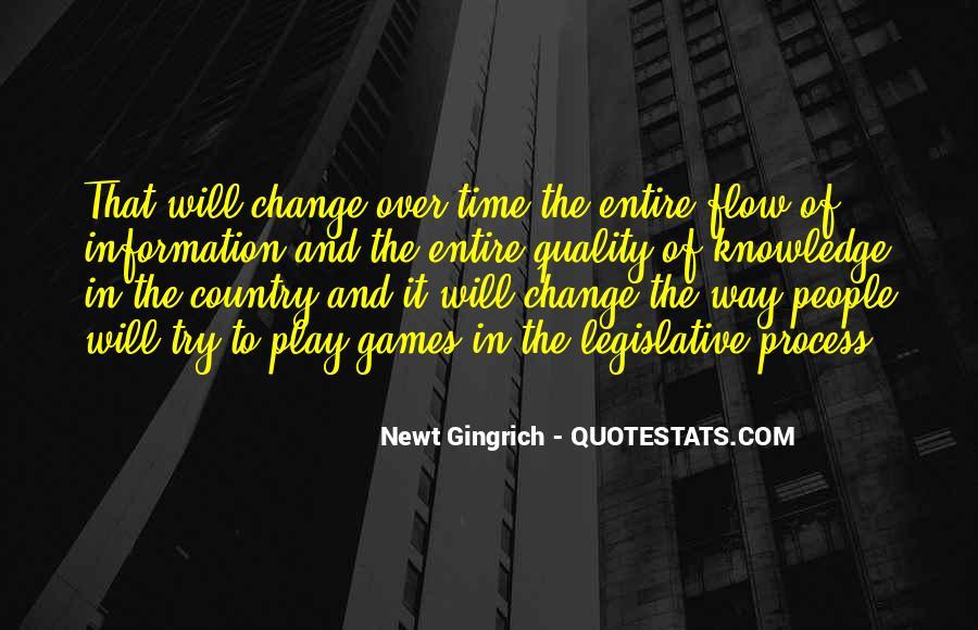 Quotes About The Legislative Process #1245549
