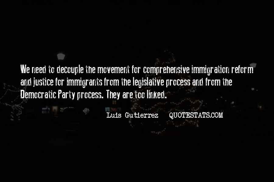 Quotes About The Legislative Process #23784