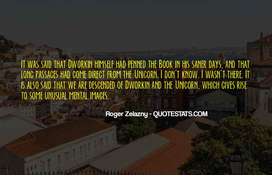 Quotes About Unusual Days #136440