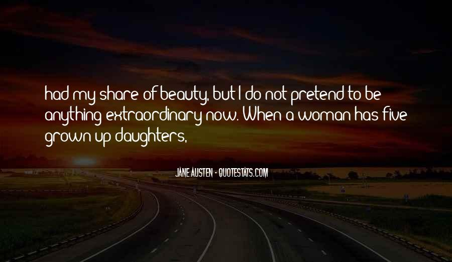 Quotes About Grown Woman #1032676