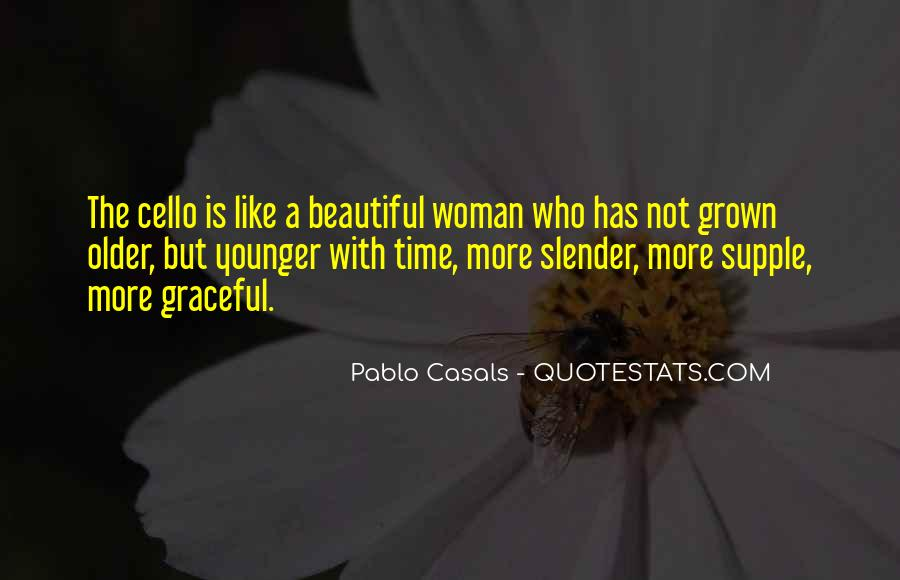 Quotes About Grown Woman #1118817