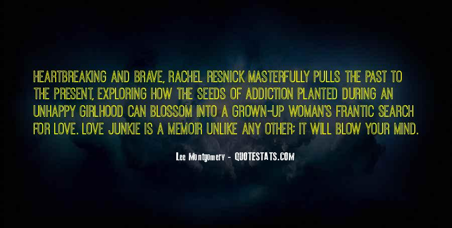 Quotes About Grown Woman #472227