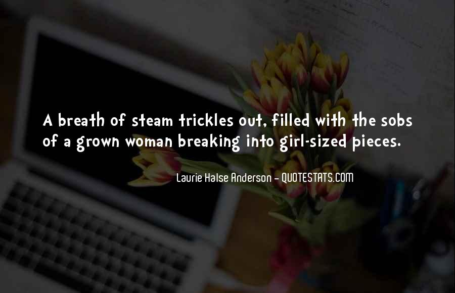 Quotes About Grown Woman #527456