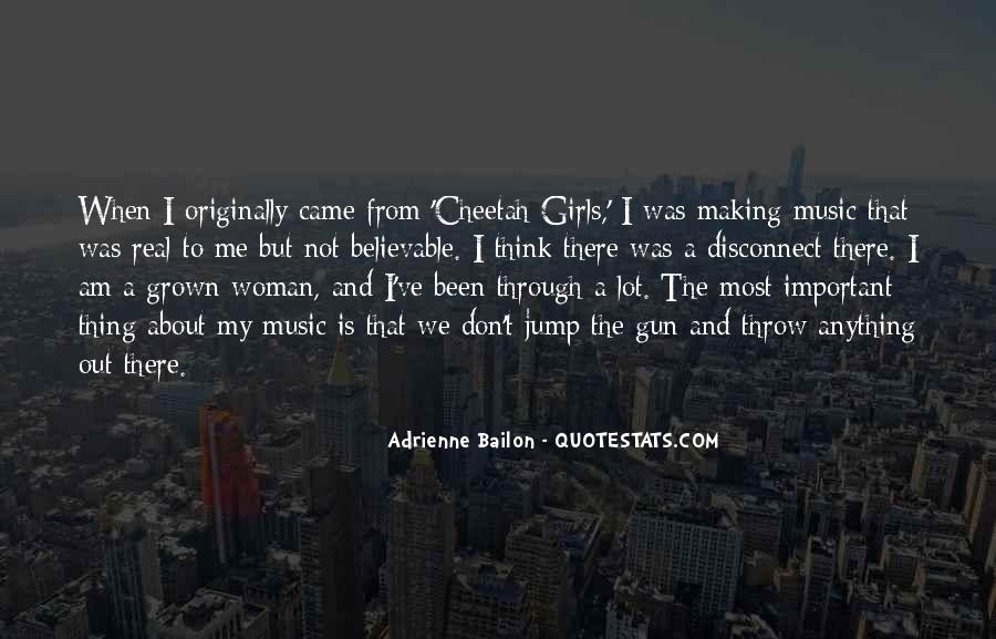 Quotes About Grown Woman #897516