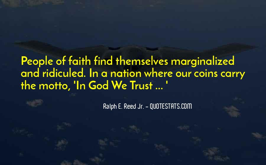Quotes About God And Our Nation #1031500