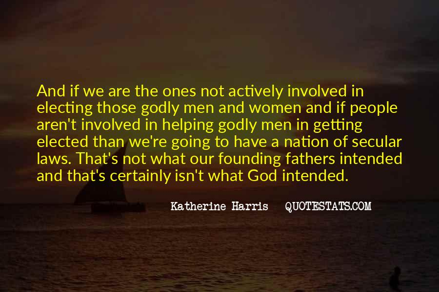 Quotes About God And Our Nation #1116312