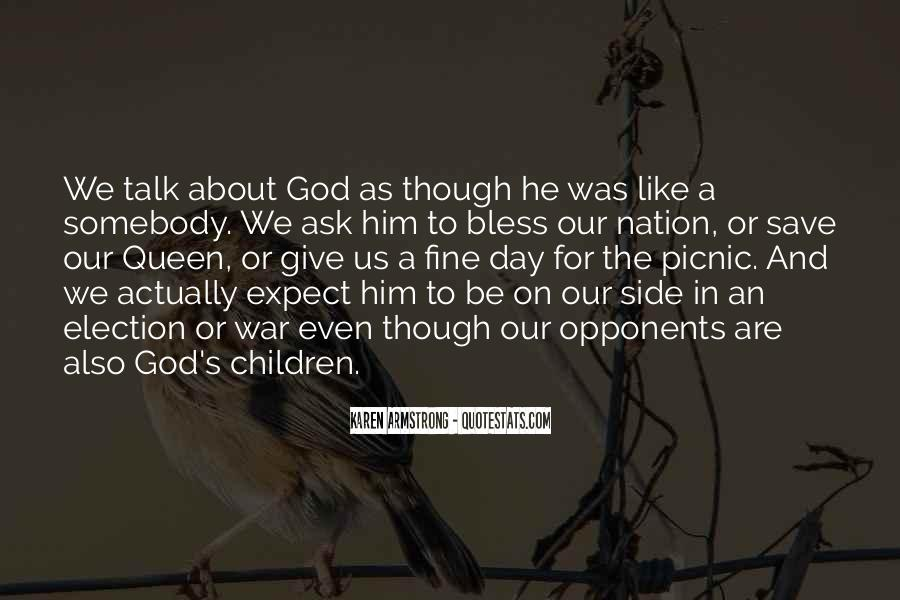 Quotes About God And Our Nation #156291