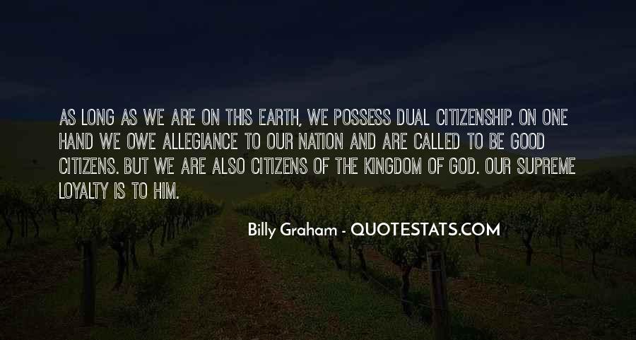 Quotes About God And Our Nation #513215