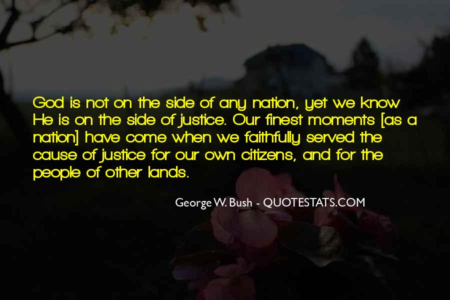 Quotes About God And Our Nation #672534