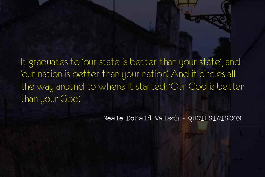 Quotes About God And Our Nation #901958