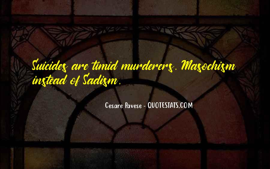 Quotes About Murderers #132028