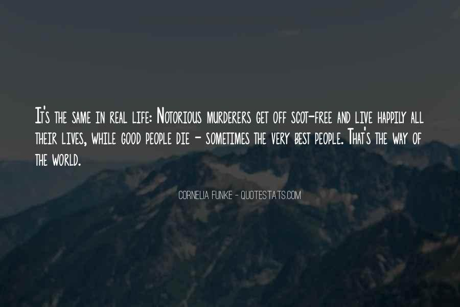 Quotes About Murderers #163345