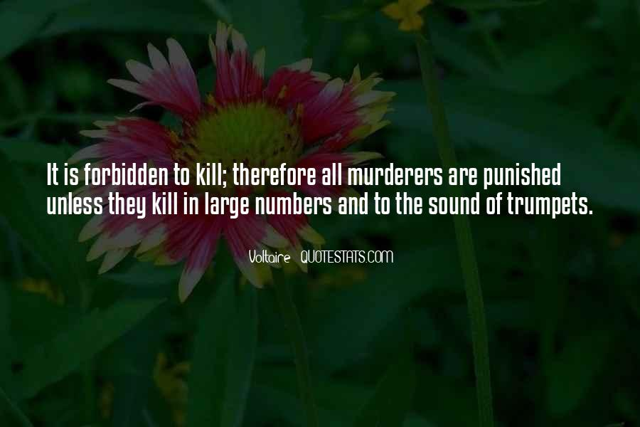 Quotes About Murderers #183615