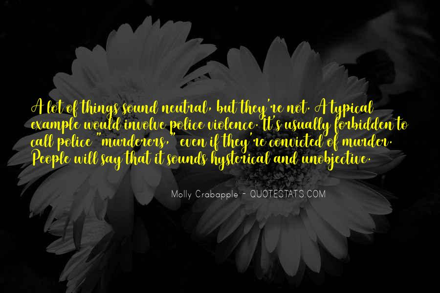Quotes About Murderers #197044