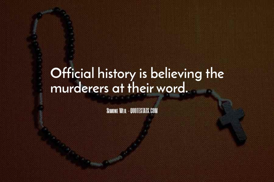 Quotes About Murderers #267891