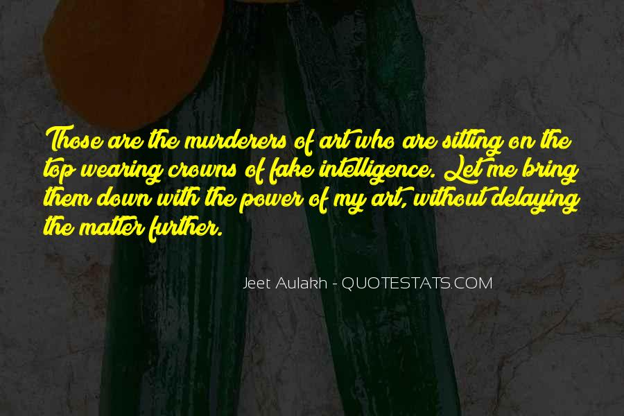 Quotes About Murderers #372610