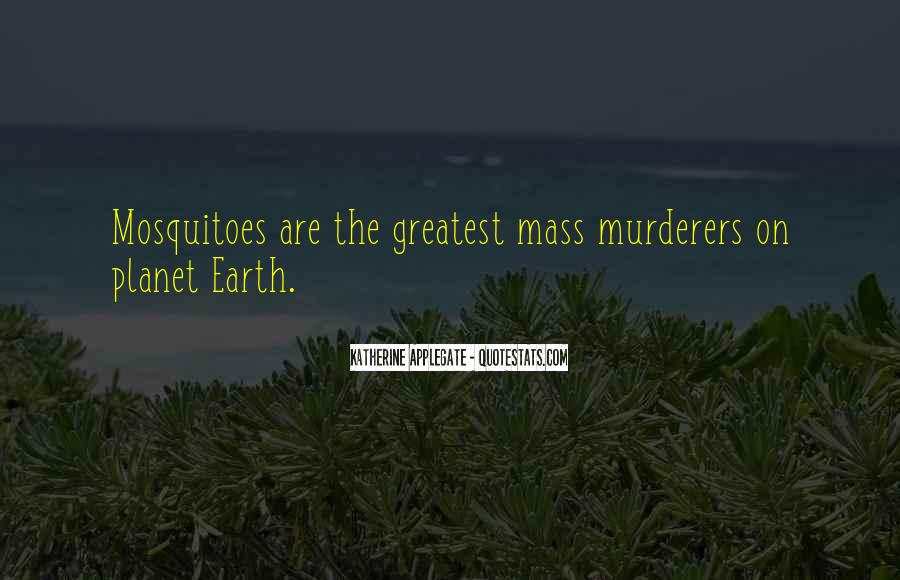 Quotes About Murderers #373262