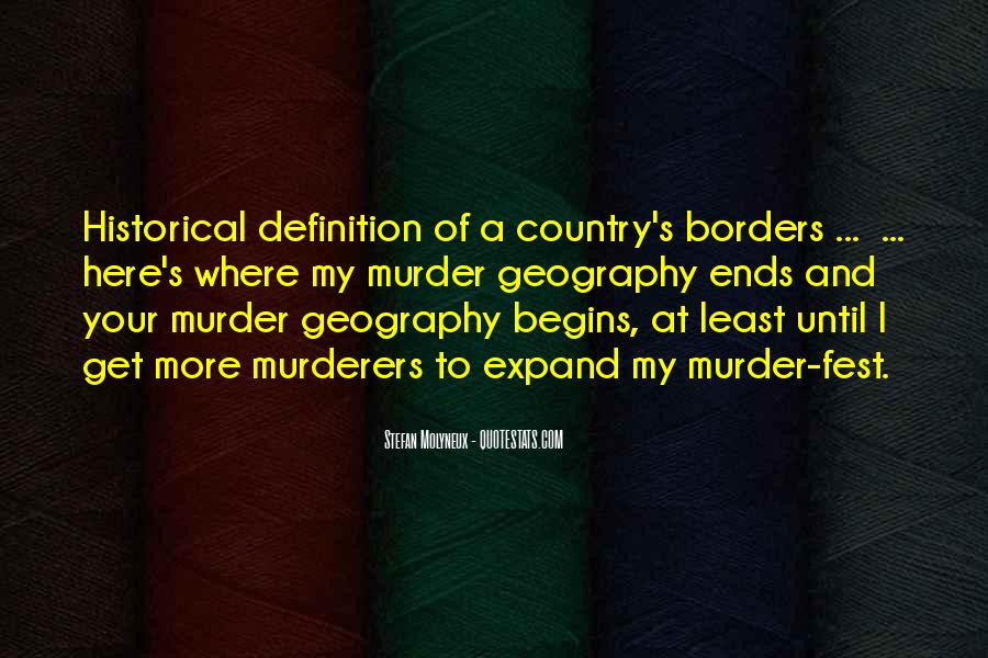 Quotes About Murderers #462422