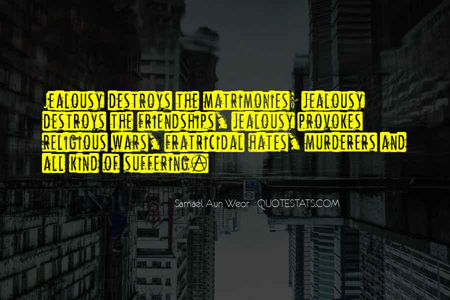 Quotes About Murderers #482640