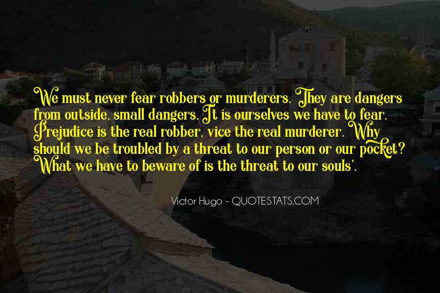 Quotes About Murderers #487014