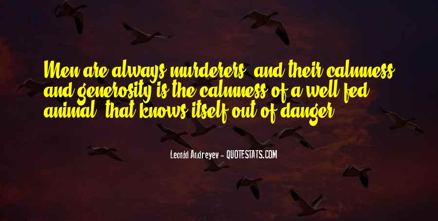 Quotes About Murderers #534340