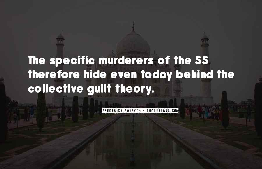 Quotes About Murderers #615135