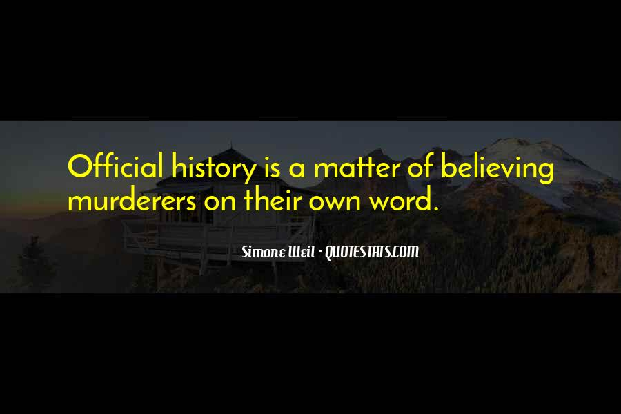 Quotes About Murderers #636666
