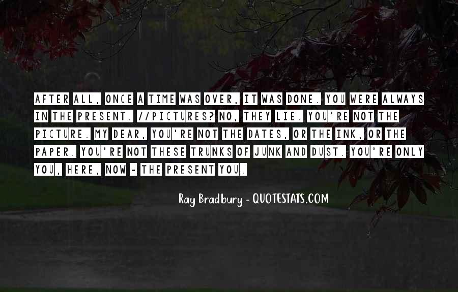 Quotes About Time And Dates #1052183