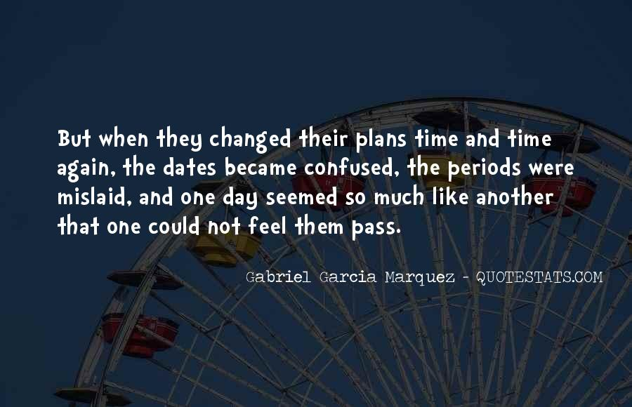 Quotes About Time And Dates #193757